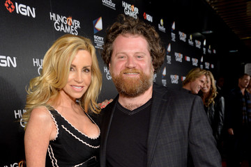 "Camille Grammer ""The Hungover Games"" Cast & Crew Screening"
