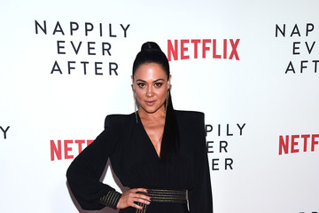 """Camille Guaty Special Screening Of Netflix's """"Nappily Ever After"""" - Arrivals"""