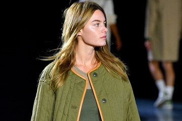 Camille Rowe Rag & Bone - Runway - September 2019 - New York Fashion Week: The Shows