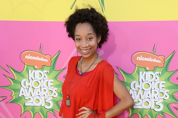 Camille Spirlin Nickelodeon's 26th Annual Kids' Choice Awards - Arrivals