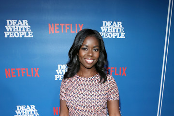 Camille Winbush Netflix 'Dear White People' Premiere LA Screening 2017