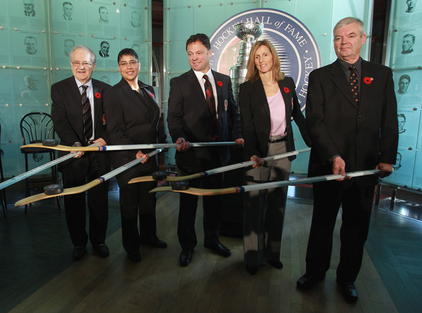 Hockey Hall of Fame Induction