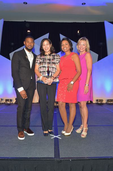 'Usher's New Look United to Ignite Awards' President's Circle Luncheon