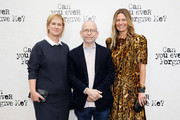 """(L-R) Anne Carey, Bob Balaban and Amy Nauiokas during the """"Can You Ever Forgive Me?"""" New York Premiere at SVA Theater on October 14, 2018 in New York City."""