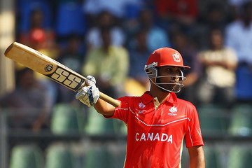 Ashish Bagai Canada v New Zealand: Group A - 2011 ICC World Cup