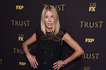 Candace Bushnell FX Networks' 'Trust' New York Screening