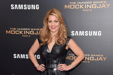 Candace Cameron 'The Hunger Games: Mockingjay - Part 2' New York Premiere
