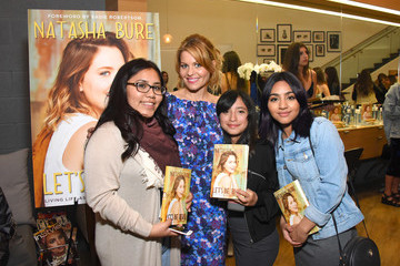 """Candace Cameron Natasha Bure """"Let's Be Real"""" Los Angeles Book Launch Party"""