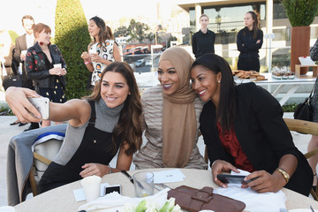 Candace Parker Glamour Women Of The Year 2016 LIVE Summit Breakfast