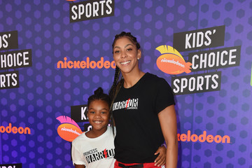 Candace Parker Nickelodeon Kids' Choice Sports 2018 - Arrivals