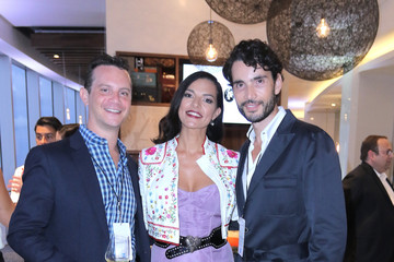 Candela Ferro American Express Celebrates the Opening of the Centurion Lounge at Miami International Airport -  Day 1