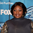 Candice Glover FOX's 'American Idol' Finale For The Farewell Season - Arrivals