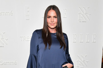 Candice Huffine E!, ELLE & IMG Host NYFW Kickoff Party, a Celebration of Personal Style - Sponsored by TRESEMME - Arrivals