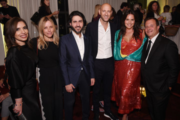 Candice Huffine Etihad Airways Cocktail Party At NYFW: The Shows