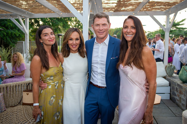 Hamptons Magazine Celebrates Cover Star Bobby Flay