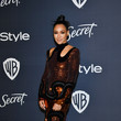 Candice Patton 21st Annual Warner Bros. And InStyle Golden Globe After Party - Arrivals