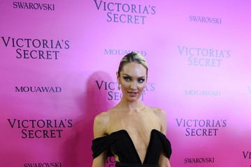 Candice Swanepoel 2017 Victoria's Secret Fashion Show in Shanghai - After Party