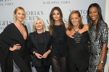 """Candice Swanepoel Victoria's Secret Hosts Russell James' """"Angel"""" Book Launch"""