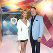 Candice Swanepoel Vital Proteins Collagen Water Beverly Hills Bash
