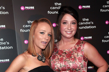 Maci Bookout The Candie's Foundation Event To Prevent