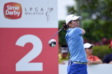 Candie Kung 2016 Sime Darby LPGA - Day 3