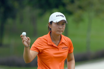 Candie Kung 2016 Sime Darby LPGA - Day 4
