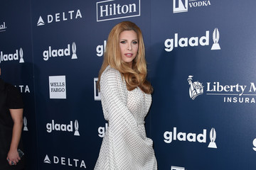 Candis Cayne 28th Annual GLAAD Media Awards in LA - Red Carpet & Cocktails