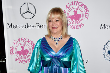 Candy Spelling 2014 Carousel of Hope Ball Presented by Mercedes-Benz - Arrivals