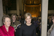 Countess of Wessex and Sophie Rhys-Jones Photos Photo