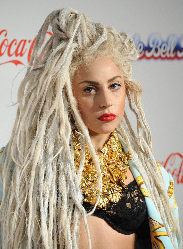 Lady Gaga Debuts Dreads—Because Why Not?