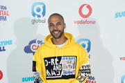 Marvin Humes attends the Capital Summertime Ball 2018 at Wembley Stadium on June 9, 2018 in London, England.