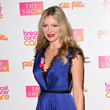 Caprice Bourret Breast Cancer Care London Fashion Show In Association With Folli Follie 2016