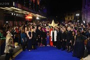 "A general view of guests as they attend the ""Captain Marvel"" European Gala Premiere held at The Curzon Mayfair on February 27, 2019 in London, England."