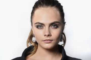 Cara Delevingne Vanity Fair and Chanel Dinner - The 68th Annual Cannes Film Festival