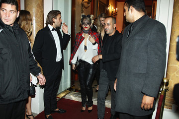 Cara Delevingne Rita Ora Stars at the 'Mademoiselle C' Cocktail Party