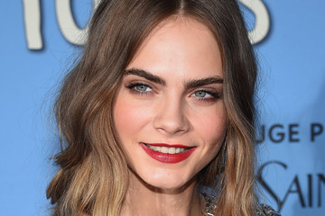 Cara Delevingne Stars Attend the 'Paper Towns' New York Premiere