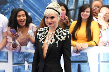 Cara Delevingne 'Valerian And The City Of A Thousand Planets' - European Premiere - VIP Arrivals