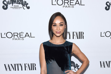 Cara Santana Vanity Fair and L'Oreal Paris Toast to Young Hollywood, Hosted by Dakota Johnson and Krista Smith