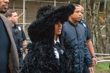 Cardi B Cardi B Returns To Court To Answer Charges Over Strip Club Incident