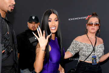 """Cardi B """"The Road to F9"""" Global Fan Extravaganza - Arrivals"""