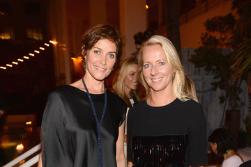 Carey Lowell Linda Wells CHANEL Hosts a Dinner And Auction To Benefit The Henry Street Settlement