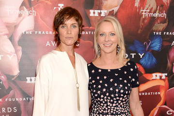 Carey Lowell Linda Wells Arrivals at the Fragrance Foundation Awards