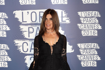 Carine Roitfeld L'Oreal Paris Blue Obsession Party - The 69th Annual Cannes Film Festival