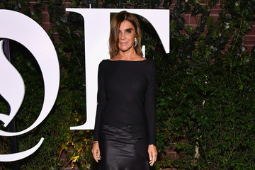 Carine Roitfeld The Business of Fashion Celebrates the #BoF500 at Public Hotel New York - Arrivals