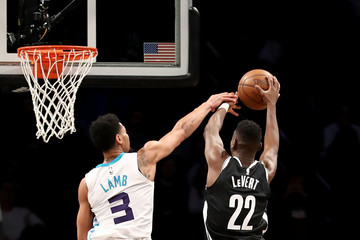 Caris LeVert Charlotte Hornets vs. Brooklyn Nets