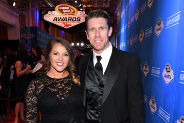 Carl Edwards NASCAR Sprint Cup Series Awards - Red Carpet