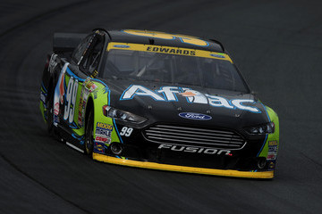 Carl Edwards New Hampshire Motor Speedway - Day 2