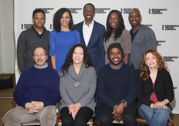 'Little Children of God' Cast Photo Call