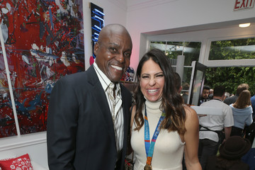 """Carl Lewis Coca-Cola Presents The 6th Annual """"Gold Meets Golden"""" Brunch, Hosted By Nicole Kidman And Nadia Comaneci"""