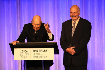 Carl Reiner The Paley Honors: A Special Tribute To Television's Comedy Legends - Inside